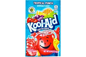 Kool-Aid Tropical Punch Drink Mix 0.16 oz. Packet