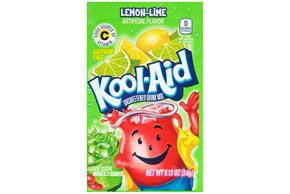Kool-Aid Lemon-Lime Drink Mix .13 oz. Packet