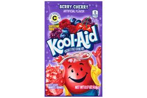 Kool-Aid Berry Cherry Drink Mix 0.17 oz. Packet