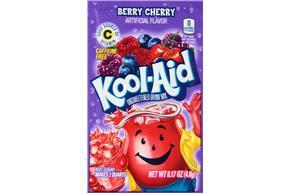 Kool-Aid Berry Cherry Drink Mix 0.17 oz. Packet