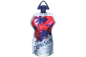 Capri Sun Big Pouch Fruit Punch 11.2 fl oz. Spouted Pouch