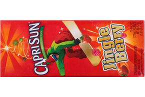 CapriSun(R) Jingle Berry Juice Drink 10-6 fl. oz. Pouches