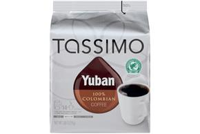 Tassimo Yuban 100% Colombian Coffee T Discs 14 ct. Bag