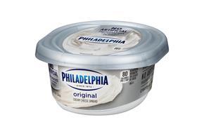 Philadelphia Plain Cream Cheese-Soft 8 Oz Tub