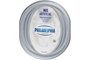 Philadelphia 1/3 Less Fat Cream Cheese-Soft 8 Oz Tub
