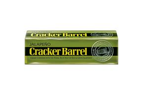 Cracker Barrel Jalapeno Cheese 8 Oz. Chunk