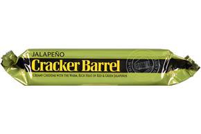 Cracker Barrel Jalapeno Cheese 8 Oz. Chunk