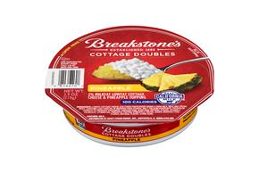 Breakstones Cottage Doubles Pineapple Cheese 39 Oz Tray