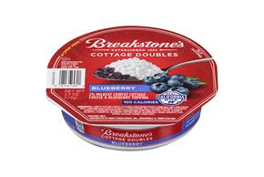 Breakstone's Cottage Doubles Blueberry Cottage Cheese 3.9 Oz. Tray