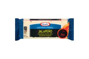 Kraft Natural Jalapeno Cheese - 8Oz