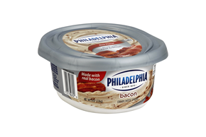 Philadelphia Bacon Cream Cheese-Soft 8 Oz Tub Each