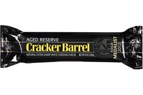 Cracker Barrel Aged Reserve Cheddar Cheese 8 Oz.