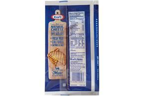 Kraft Big Slice Mild Cheddar Slices - 10Ct