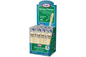Kraft(R) Low-Moisture Part-Skim Mozzarella String Cheese 24-1 Oz. Sticks