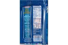 Kraft Slim Cut Reduced Fat Natural Colby Jack Cheese Slices 17 Ct. Zip-Pak(R)
