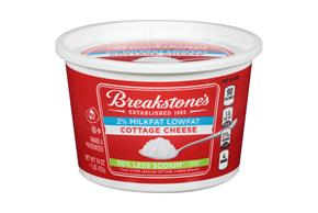 Breakstone's Small Curd Low Sodium Cottage Cheese 16 Oz. Tub