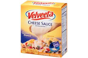 Velveeta Queso Blanco Cheese Sauce 3-4 Oz. Pouches