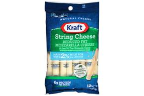 Kraft Reduced Fat String Cheese - 12Ct