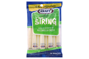 Kraft Natural Cheese-String