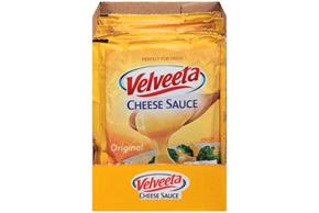 Velveeta Original Cheese Sauce 6-4 Oz. Pouches
