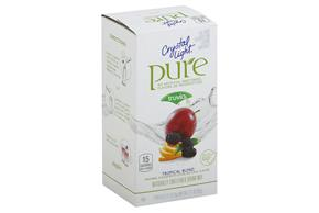 Crystal Light Pure Tropical Blend On the Go Drink Mix 7-0.31 oz. Packets