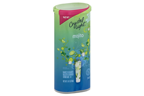 CRYSTAL LIGHT MULTISERVE Mojito 1.41 oz. Packet