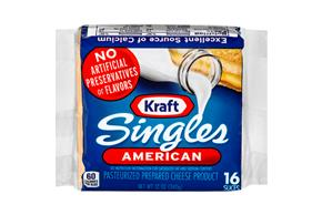 Kraft Singles American Cheese Slices 12 Oz Wrapped (16 Slices)