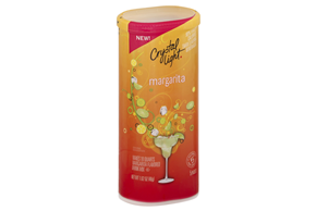 CRYSTAL LIGHT MULTISERVE Margarita on the Rocks 1.62 oz. Packet