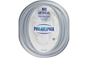 Philadelphia Plain 1/3 Less Fat Cream Cheese-Soft 16 Oz Tub