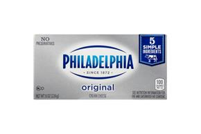 Philadelphia Original Cream Cheese 8 Oz. Box