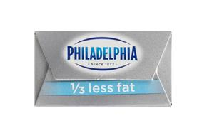 Philadelphia 1/3 Less Fat Neufchatel Cheese 8 Oz. Box