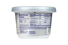 Philadelphia Plain Cream Cheese-Soft 12 Oz Tub