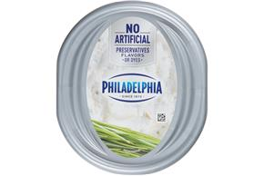 Philadelphia Chives Cream Cheese-Whipped 7.5 Oz Tub