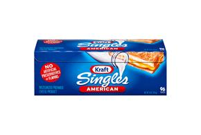Kraft Singles American Cheese Slices 96 Ct Box