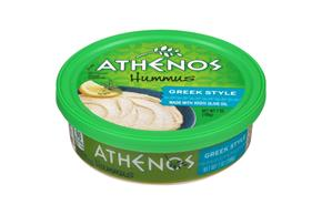 Athenos Greek Style Hummus 7 oz. Tub
