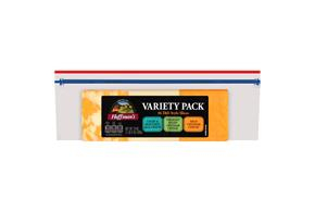 Hoffman's Deli Style Cheese Slices Variety Pack 36 Ct Bag