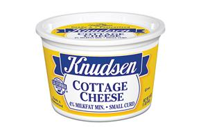 Knudsen Small Curd Cottage Cheese 16 Oz Tub