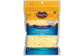Polly-O Whole Milk Mozzarella 8Z Bag