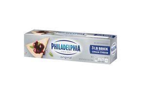 Kraft Philadelphia Original Cream Cheese 48 Oz Box