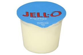 Jell-O 14.5 Oz Pudding-Refrigerated Ready To Eat Sugar Free Vanilla     6 Box/Carton Case