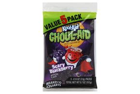 KOOL-AID 0.7 OZ SOFT DRINK-POWDERED  GOULAID 5 WRAPPER INNER PACK