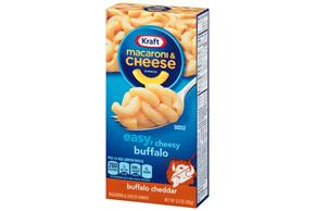 Kraft Buffalo Cheddar Macaroni & Cheese Dinner 5.5 oz. Box