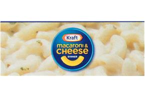 Kraft Garlic & Herb Alfredo Macaroni & Cheese Dinner 5.5 oz. Box