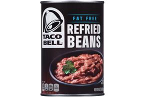 Taco Bell(R) Fat Free Refried Beans 16 oz. Can