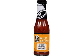 Taco Bell(R) Mild Sauce 7.5 oz. Bottle
