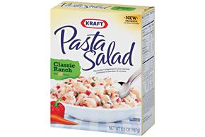 Kraft Pasta Salad W/Bacon Classic Ranch 6.6 Oz Box