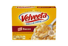 Kraft Velveeta Bacon Shells & Cheese 10.3 oz. Box
