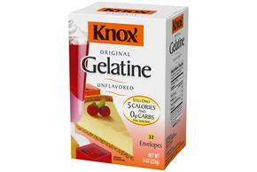 Knox Unflavored Gelatin 8Oz Box