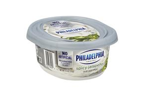 Philadelphia Jalapeno Cream Cheese  8 Oz Tub