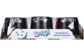 Kool-Aid Gelatin Ready To Eat Variety Pack Sugar Sweetened 42 Oz Box